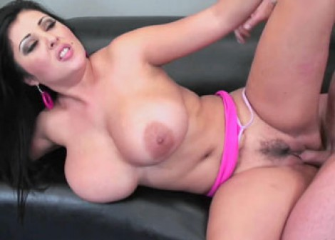 Jaylene is getting her Latina twat fucked