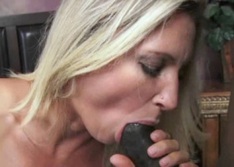 Busty blonde Devon getting fucked